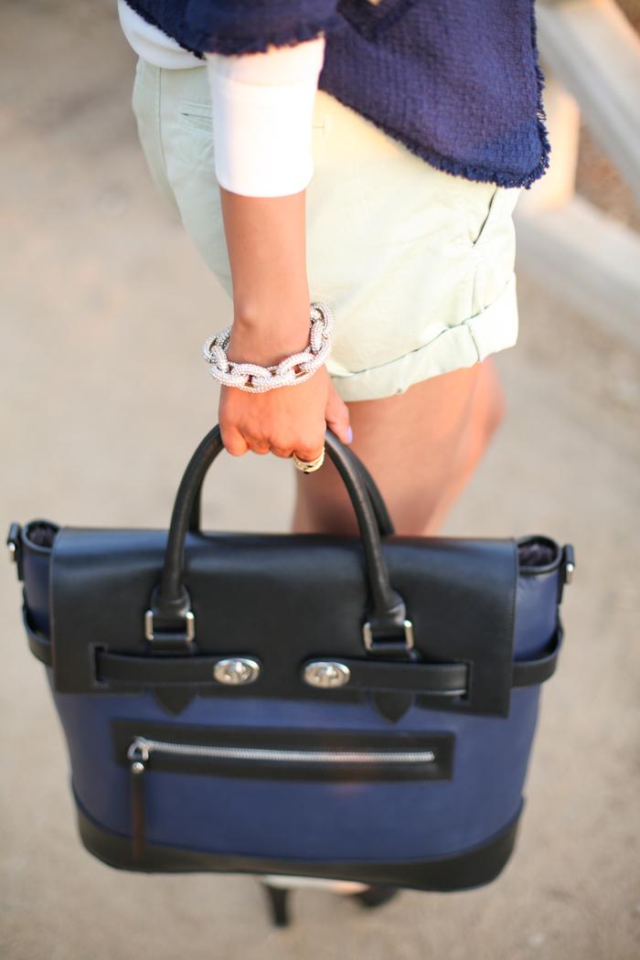 PLIA's Reid courier satchel