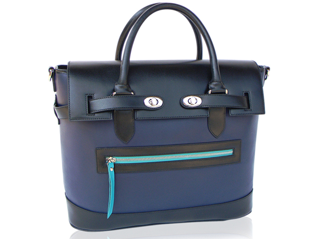 The Perfect Fall Satchel