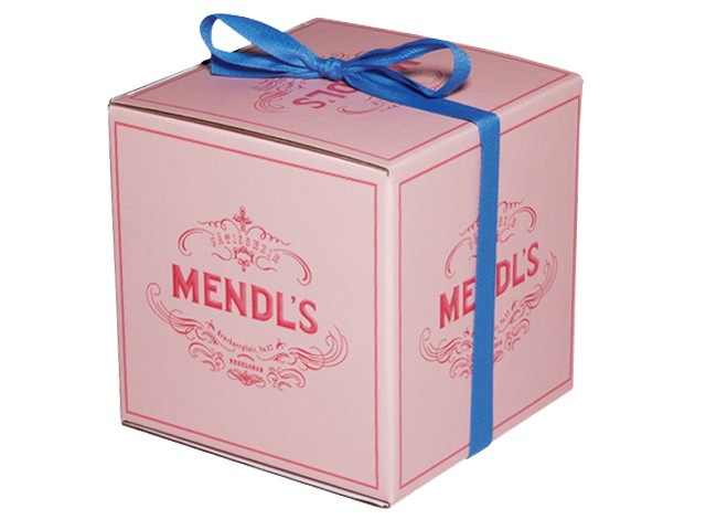 The Sweetest Thing: Falling in Love With Mendl's