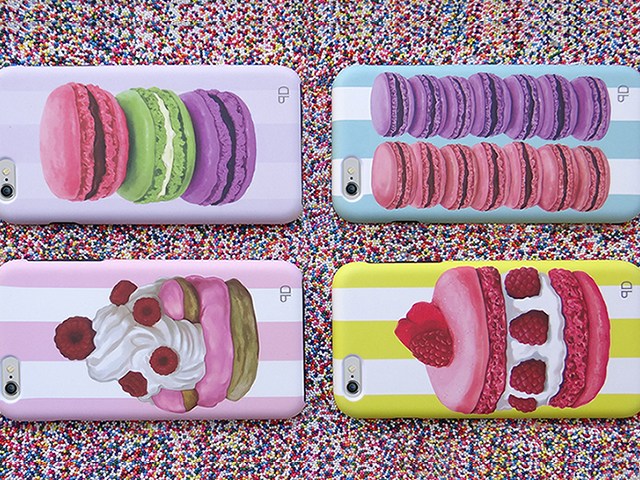 Regrette Rien: Our New Parisian-Inspired iPhone Cases!