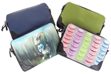 Designer laptop cases. PLIA Designs