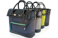Designer Handbags. PLIA Designs. Reid Satchel